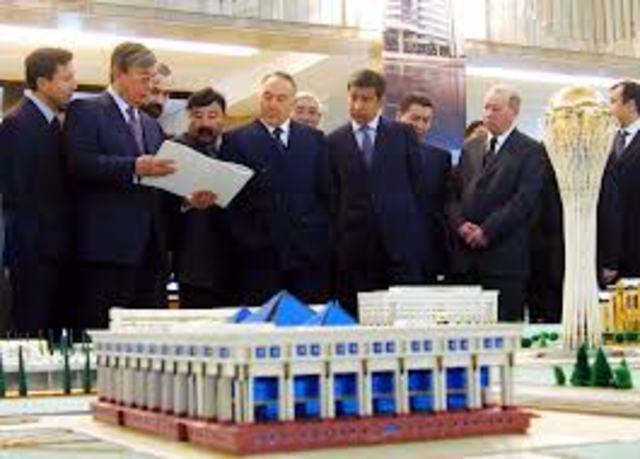 Государственной программы «Расцвет Астаны — расцвет Казахстана»