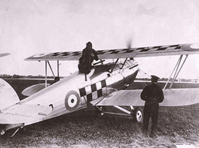 Hawker Hornet
