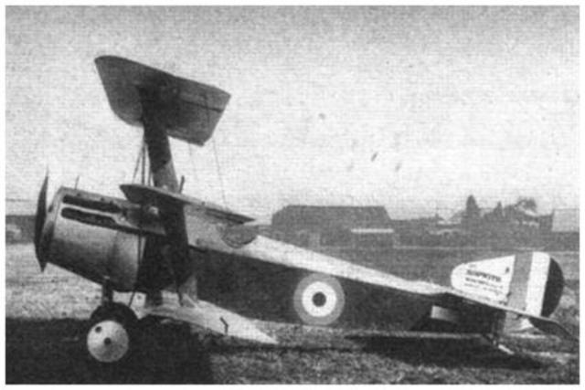 Sopwith Hispano-Suiza Triplane