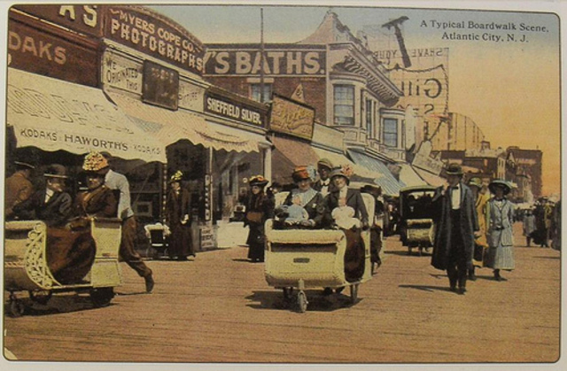Se fundó Atlantic City