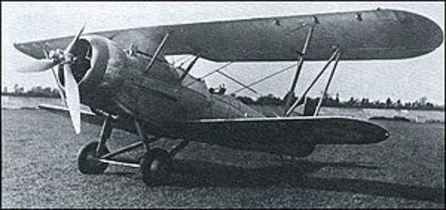 Hawker P.V.4
