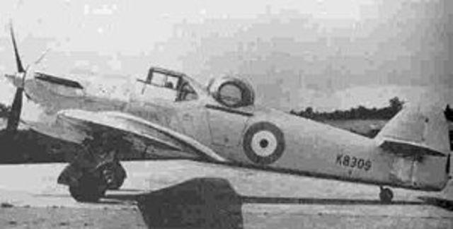 Hawker Hotspur