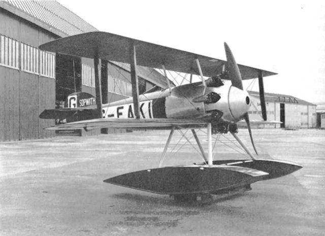 Sopwith 1919 Schneider Cup Seaplane