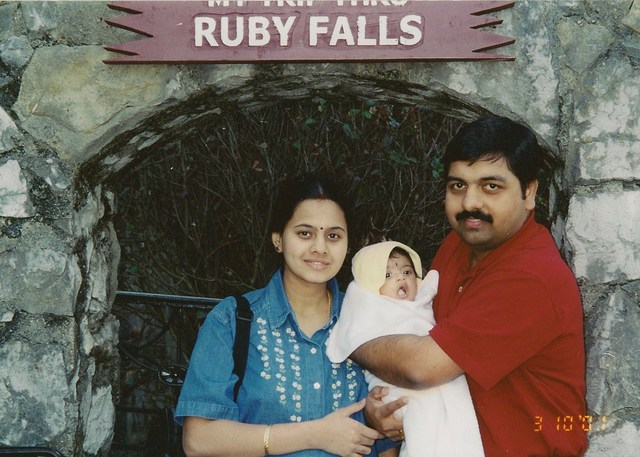 First trip to Ruby falls