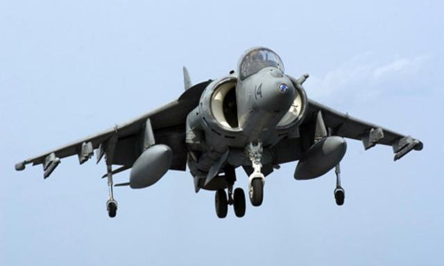 Hawker-Siddeley Harrier