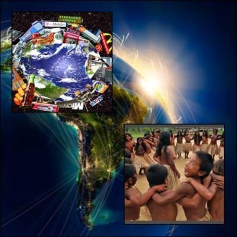 A globalização e a tradição!