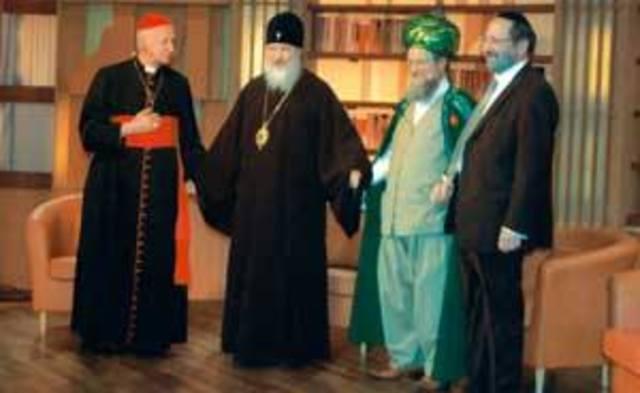 Globalização religiosa