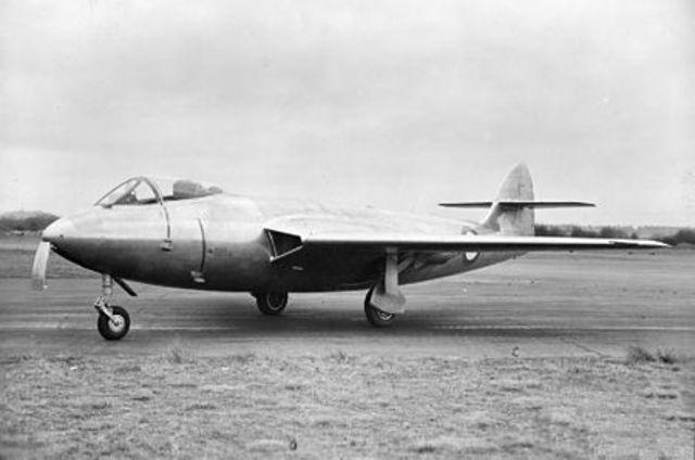 Hawker P.1052