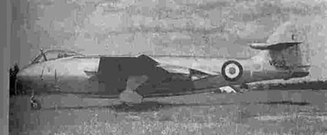 Hawker P.1072