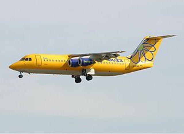 HS/BAe 146 (Avro RJ)