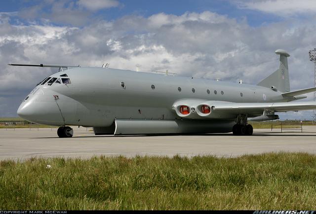 Hawker-Siddeley Nimrod