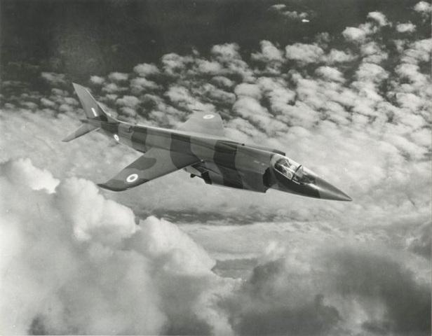 Hawker Siddeley P.1154