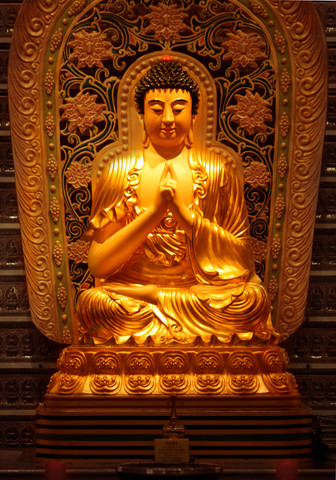 585 BD : Buddhism was Introduced.