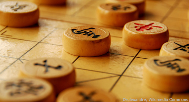 762 BC : Invention of Chinese Chess