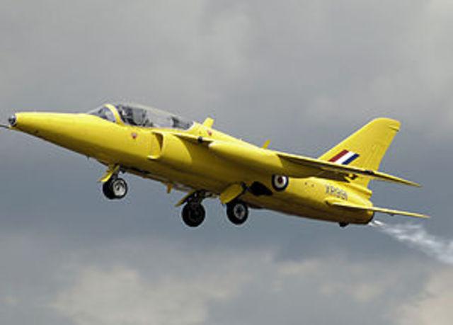 Folland/Hawker Siddeley Gnat