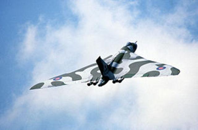 Avro/HS Vulcan