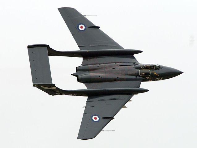 de Havilland Sea Vixen