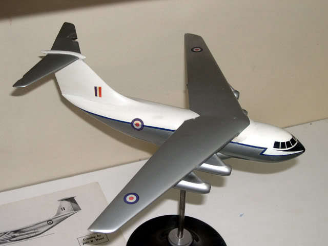 Armstrong Whitworth AW.681/ Hawker Siddeley HS.681
