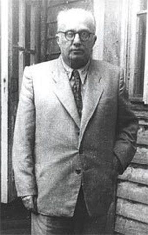 Serguéi Leonidovich Rubinstein