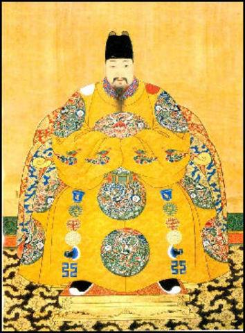 1368 AD : Birth of Ming