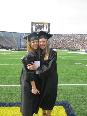 Cognitive: Graduated from the University of Michigan