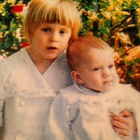 Biosocial: My little sister was born August 12, 1994 and I had to adapt to her presence