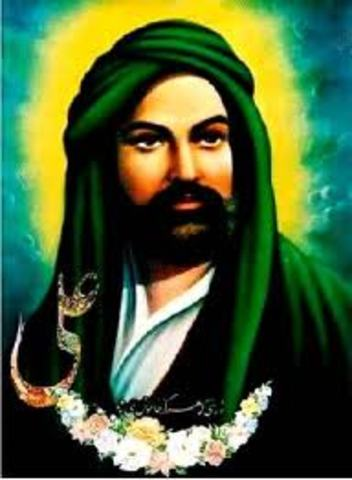 Uthman ibn Affan becomes the third caliph