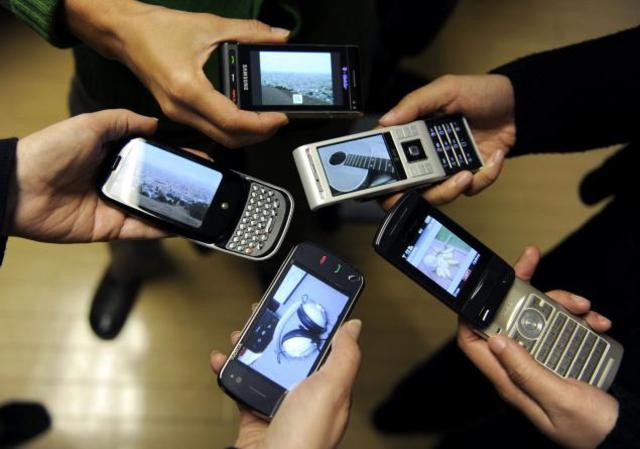 SMS for texting is introduced