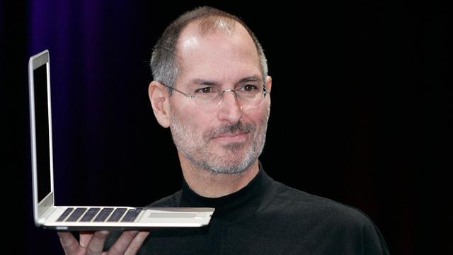 Steve Jobs passes