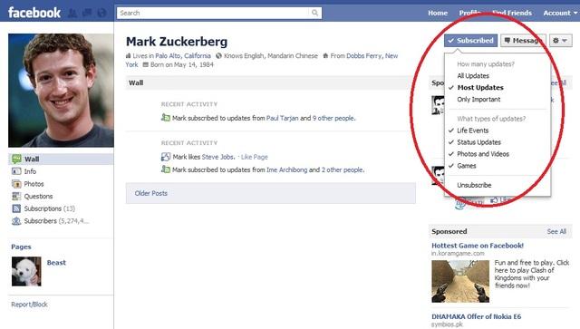 Facebook tops Google in visits