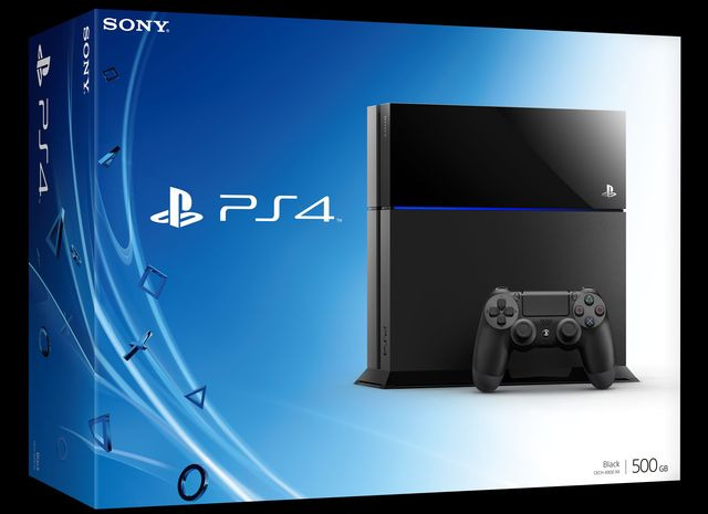 Sony unveils Playstation 4