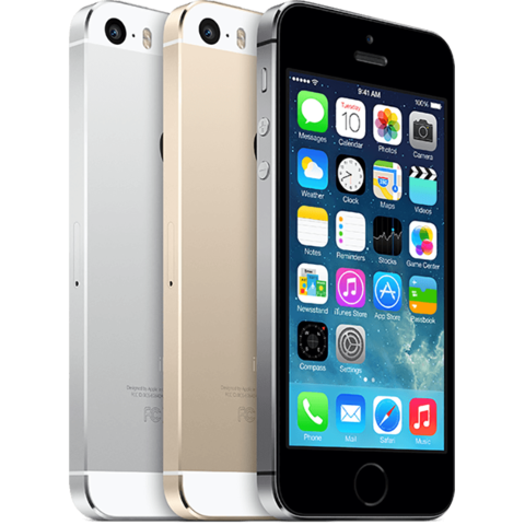 Apple unveils the iPhone 5S and 5C
