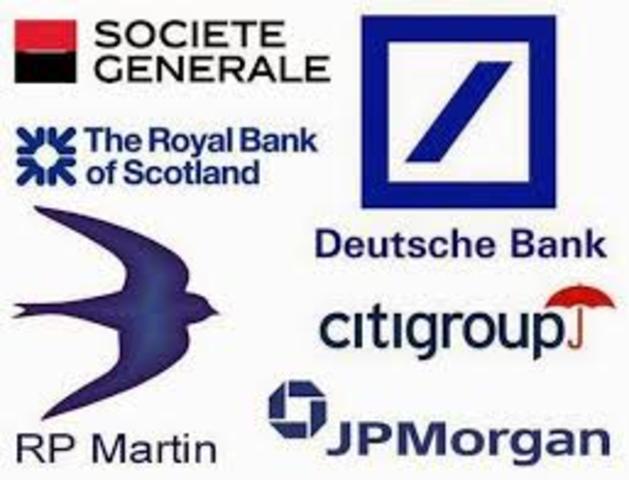 Europa começa a salvar Bancos