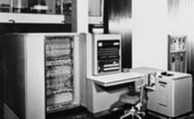 Release of IBM 701