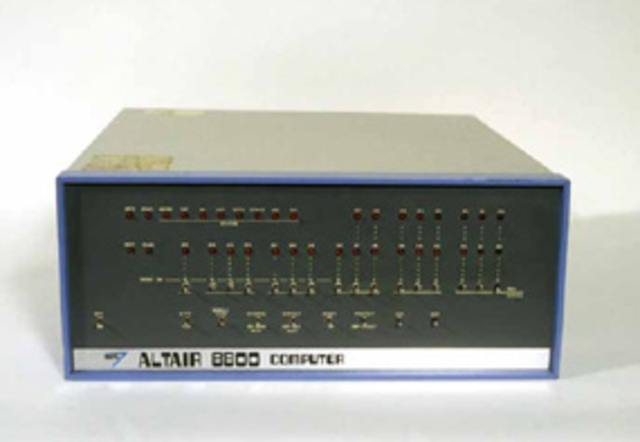Altair 8800, First Personal Computer
