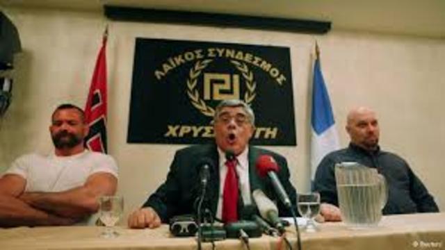 Extrema-direita ressurge na Grécia