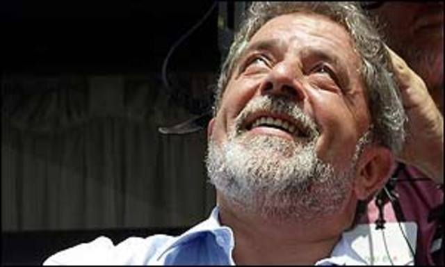 Lula é eleito presidente da República