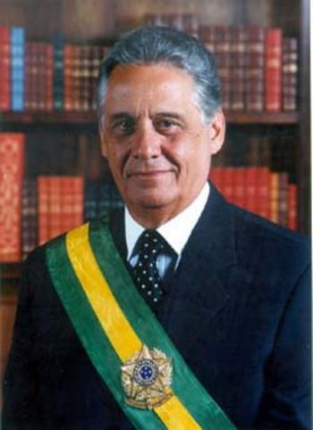 FHC é eleito presidente da República