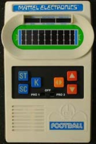 The First Handheld Consoles