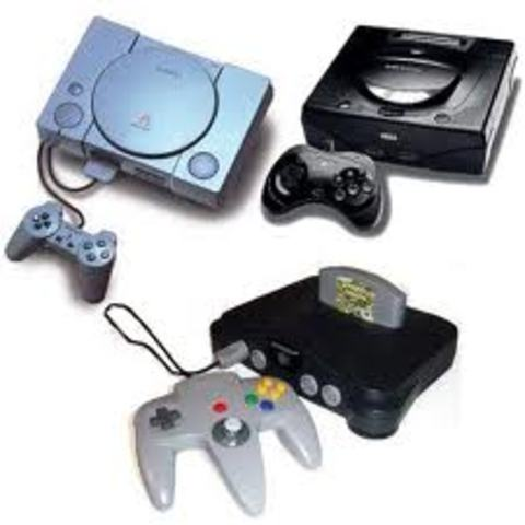 The Fifth Gen. of Gaming