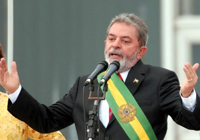 Lula é reeleito presidente da República