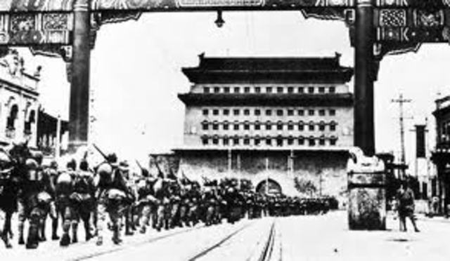 Japan defeats China