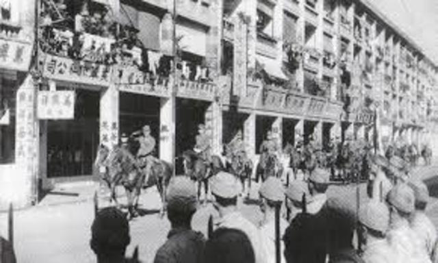 Canada defends Hong Kong