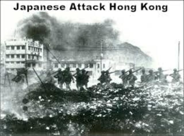 Hong Kong, Canadian soldiers failed to defend
