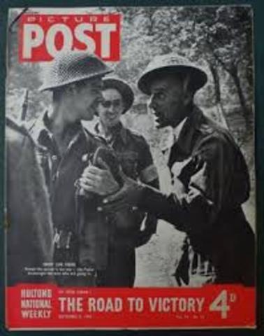 Canadians capture Caen