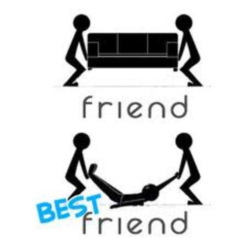 Meet best friend (Pyschosocial)