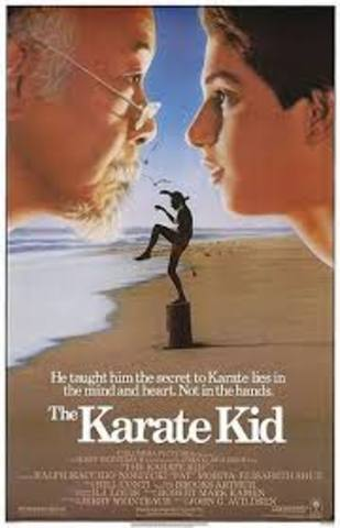 Karate Kid (Biosocial Cognative and Psychosocial)
