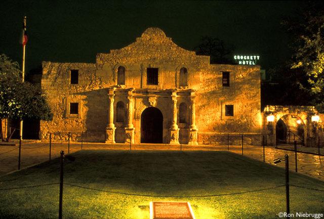 13-day Alamo siege