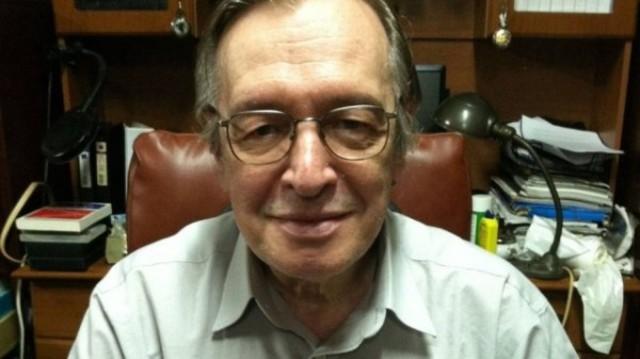 Olavo de Carvalho - ideólogo da nova direita