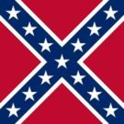 Texas joins the Confederacy.